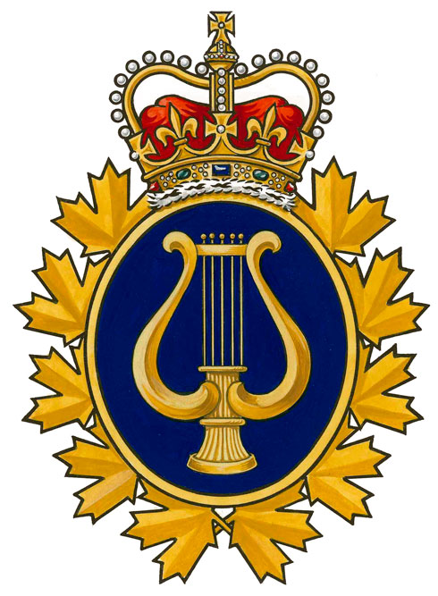 Badge of the music branch