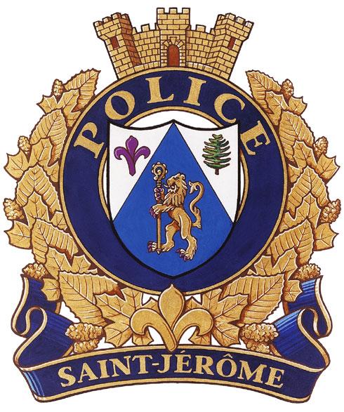 service de police de saintj233r244me institution civile