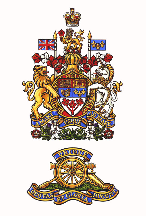 le r giment royal de l 39 artillerie canadienne institution. Black Bedroom Furniture Sets. Home Design Ideas