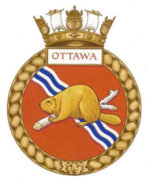 Hmcs Ottawa Military Institution