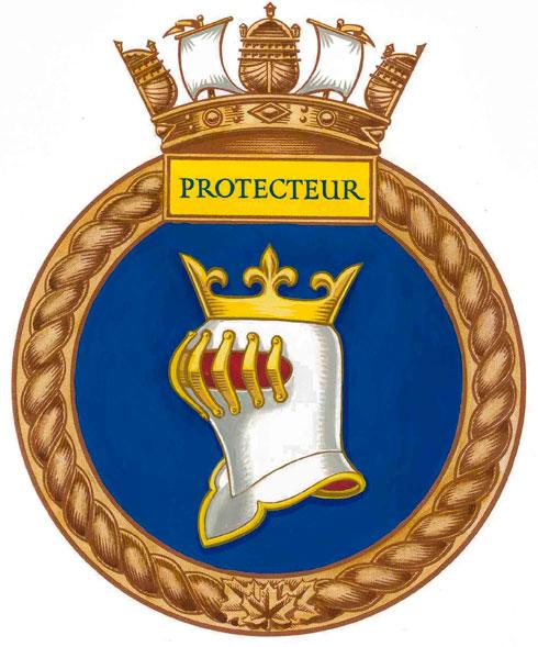 Hmcs Protecteur Military Institution