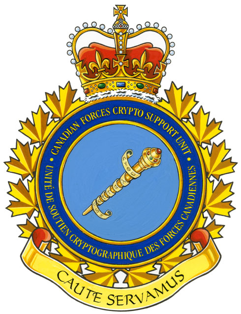 Canadian Forces Crypto Support Unit Military Institution